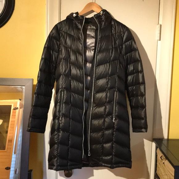 647755b1bd9 Calvin Klein Jackets & Blazers - Calvin Klein Down Puffer Jacket